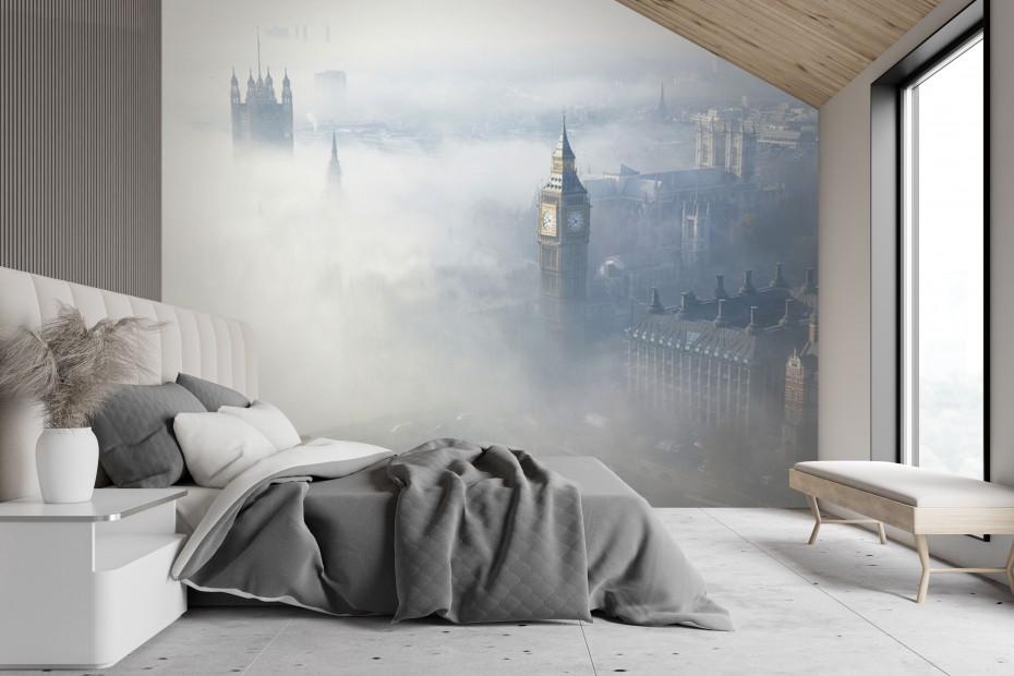 Natura - Heavy fog hits London