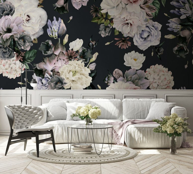 FLORAL - Flowers watercolor