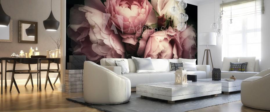 FLORAL - Romantic roses