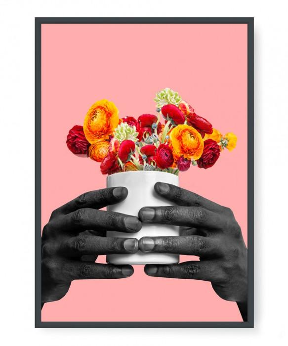 Plakaty - Flowers