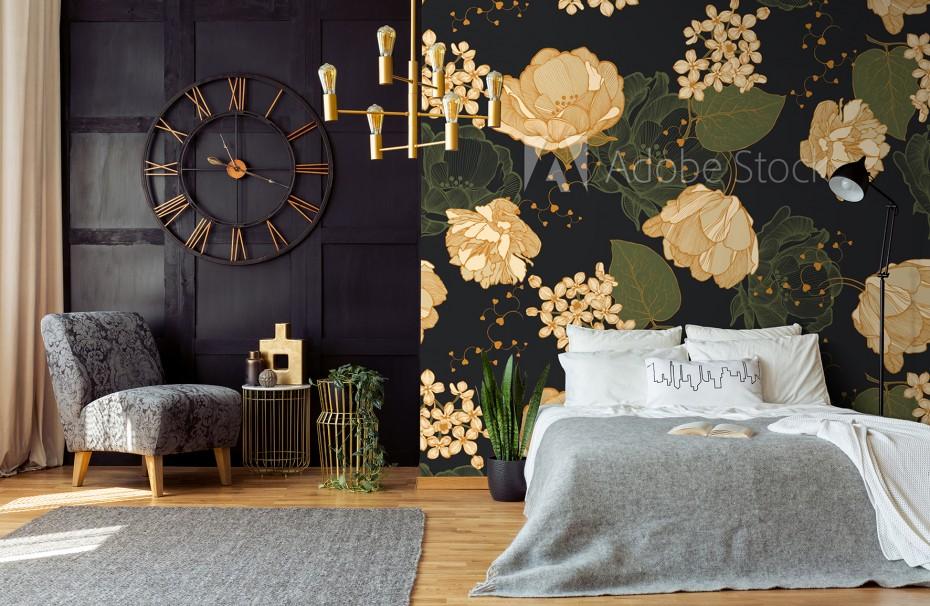 FLORAL - Floral vintage
