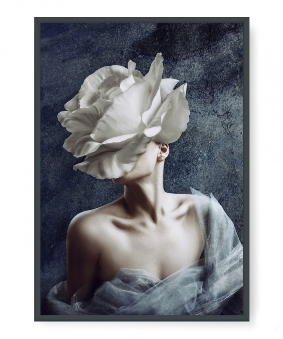 Plakaty - Fine art concept