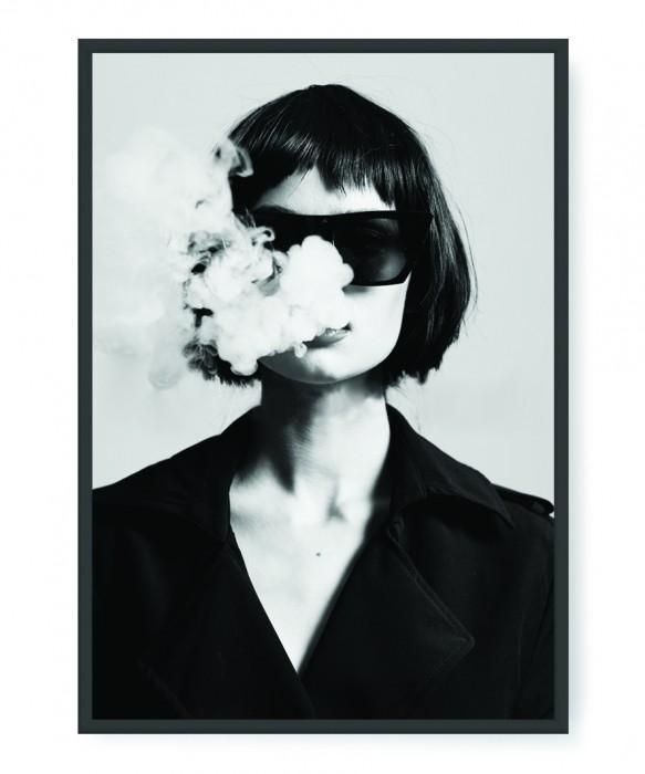 Plakaty - Smoke